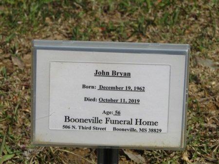 BRYAN, JOHN STEVEN - Prentiss County, Mississippi | JOHN STEVEN BRYAN - Mississippi Gravestone Photos