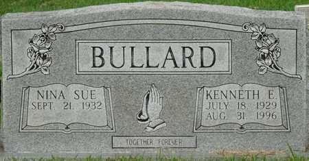 BULLARD, KENNETH EDWARD - Prentiss County, Mississippi | KENNETH EDWARD BULLARD - Mississippi Gravestone Photos