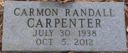 CARPENTER, CARMON RANDALL - Prentiss County, Mississippi | CARMON RANDALL CARPENTER - Mississippi Gravestone Photos