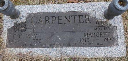 "CARPENTER, COLUS YOUNGER ""COLE"" - Prentiss County, Mississippi | COLUS YOUNGER ""COLE"" CARPENTER - Mississippi Gravestone Photos"