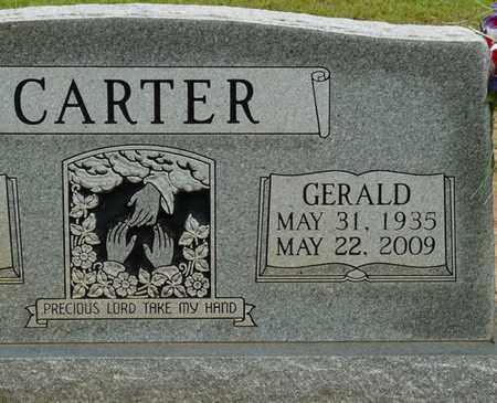 CARTER, GERALD - Prentiss County, Mississippi | GERALD CARTER - Mississippi Gravestone Photos