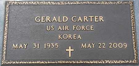 CARTER (VETERAN KOREA), GERALD - Prentiss County, Mississippi | GERALD CARTER (VETERAN KOREA) - Mississippi Gravestone Photos