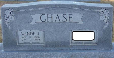 "CHASE, OLIVER WENDELL ""OLLIE"" - Prentiss County, Mississippi 