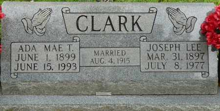 CLARK, JOSEPH LEE - Prentiss County, Mississippi | JOSEPH LEE CLARK - Mississippi Gravestone Photos