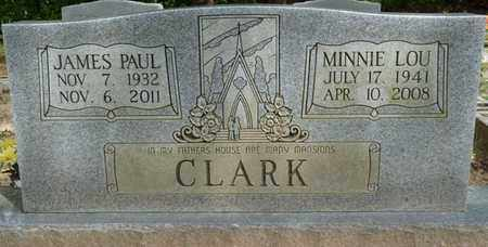 CLARK, JAMES PAUL - Prentiss County, Mississippi | JAMES PAUL CLARK - Mississippi Gravestone Photos