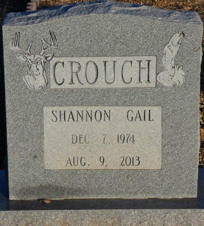 CROUCH, SHANNON GAIL - Prentiss County, Mississippi | SHANNON GAIL CROUCH - Mississippi Gravestone Photos