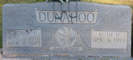 DUNAHOO, RUTH - Prentiss County, Mississippi | RUTH DUNAHOO - Mississippi Gravestone Photos