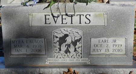 "EVETTS, JR, EARL ""PEE WEE"" - Prentiss County, Mississippi | EARL ""PEE WEE"" EVETTS, JR - Mississippi Gravestone Photos"
