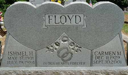 FLOYD, CARMEN M - Prentiss County, Mississippi | CARMEN M FLOYD - Mississippi Gravestone Photos