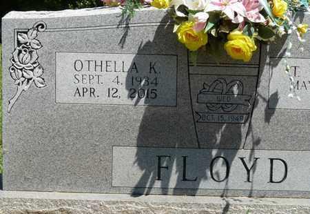 FLOYD, OTHELLA K - Prentiss County, Mississippi | OTHELLA K FLOYD - Mississippi Gravestone Photos