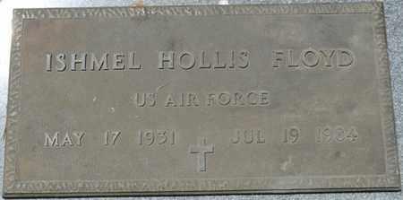 FLOYD (VETERAN), ISHMEL HOLLIS - Prentiss County, Mississippi | ISHMEL HOLLIS FLOYD (VETERAN) - Mississippi Gravestone Photos