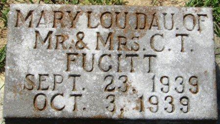 FUGITT, MARY LOU - Prentiss County, Mississippi   MARY LOU FUGITT - Mississippi Gravestone Photos