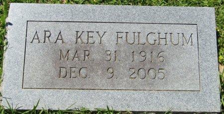FULGHUM, ARA KEY - Prentiss County, Mississippi   ARA KEY FULGHUM - Mississippi Gravestone Photos