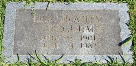 FULGHUM, LILA - Prentiss County, Mississippi   LILA FULGHUM - Mississippi Gravestone Photos