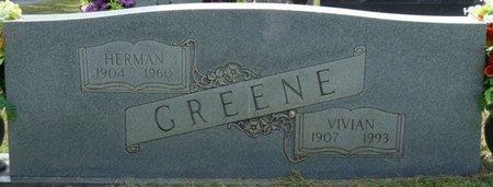 GREENE, HERMAN - Prentiss County, Mississippi | HERMAN GREENE - Mississippi Gravestone Photos