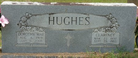 HUGHES, CLARENCE - Prentiss County, Mississippi | CLARENCE HUGHES - Mississippi Gravestone Photos