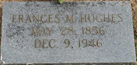 HUGHES, FRANCES M - Prentiss County, Mississippi   FRANCES M HUGHES - Mississippi Gravestone Photos