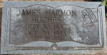 HUGHES, JAMES HARMON - Prentiss County, Mississippi | JAMES HARMON HUGHES - Mississippi Gravestone Photos