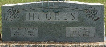 HUGHES, EULA NANCY - Prentiss County, Mississippi | EULA NANCY HUGHES - Mississippi Gravestone Photos