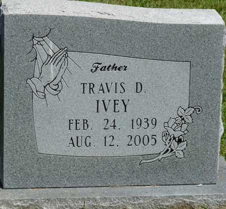 IVEY, TRAVIS DAYTON - Prentiss County, Mississippi | TRAVIS DAYTON IVEY - Mississippi Gravestone Photos