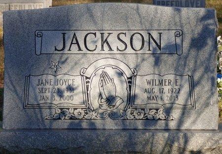 JACKSON, JANE JOYCE - Prentiss County, Mississippi | JANE JOYCE JACKSON - Mississippi Gravestone Photos