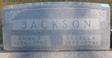 JACKSON, SARAH EMMA - Prentiss County, Mississippi | SARAH EMMA JACKSON - Mississippi Gravestone Photos