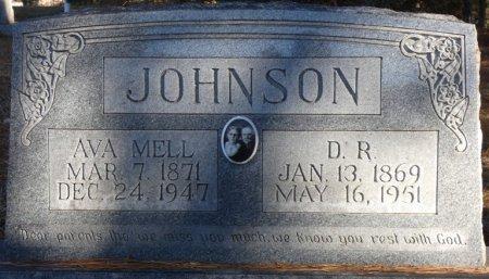 "FREDERICK JOHNSON, AVA MELVINA ""MELL"" - Prentiss County, Mississippi | AVA MELVINA ""MELL"" FREDERICK JOHNSON - Mississippi Gravestone Photos"