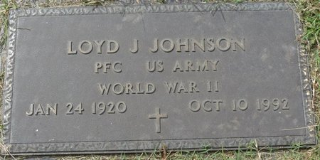 JOHNSON (VETERAN WWII), LOYD JEFFERSON - Prentiss County, Mississippi   LOYD JEFFERSON JOHNSON (VETERAN WWII) - Mississippi Gravestone Photos
