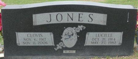 JONES, LUCILLE - Prentiss County, Mississippi | LUCILLE JONES - Mississippi Gravestone Photos