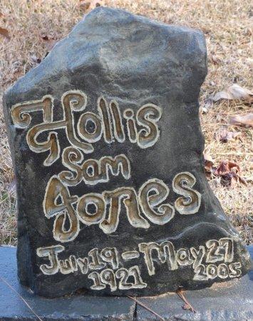 "JONES, HOLLIS SAMUEL ""SAM"" - Prentiss County, Mississippi | HOLLIS SAMUEL ""SAM"" JONES - Mississippi Gravestone Photos"
