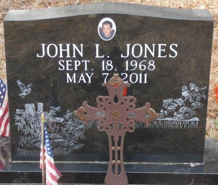 JONES, JOHN LUTHER - Prentiss County, Mississippi | JOHN LUTHER JONES - Mississippi Gravestone Photos