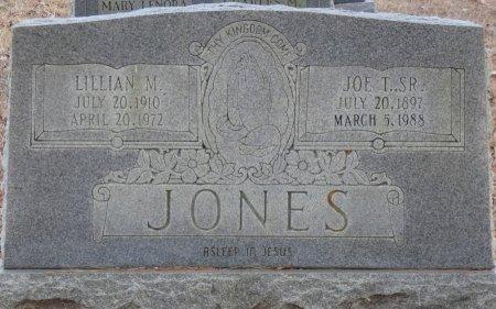 JONES, LILLIAN M - Prentiss County, Mississippi | LILLIAN M JONES - Mississippi Gravestone Photos