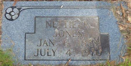 JONES, NETTIE R - Prentiss County, Mississippi   NETTIE R JONES - Mississippi Gravestone Photos