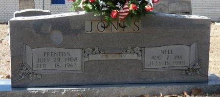 JONES, NELL - Prentiss County, Mississippi | NELL JONES - Mississippi Gravestone Photos