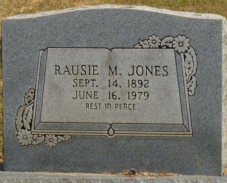 JONES, RAUSIE M - Prentiss County, Mississippi | RAUSIE M JONES - Mississippi Gravestone Photos