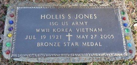 "JONES (VETERAN WWII KOR VIET), HOLLIS SAMUEL ""SAM"" (NEW) - Prentiss County, Mississippi | HOLLIS SAMUEL ""SAM"" (NEW) JONES (VETERAN WWII KOR VIET) - Mississippi Gravestone Photos"