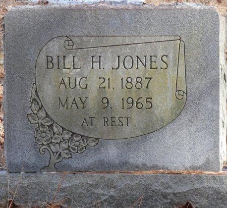 "JONES, WILLIAM H ""BILL"" - Prentiss County, Mississippi   WILLIAM H ""BILL"" JONES - Mississippi Gravestone Photos"