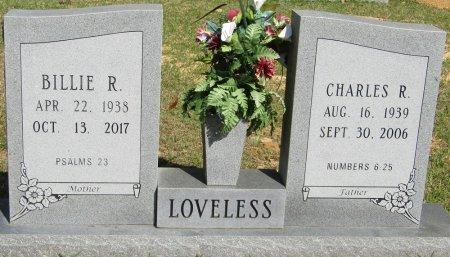 LOVELESS, BILLIE T - Prentiss County, Mississippi | BILLIE T LOVELESS - Mississippi Gravestone Photos