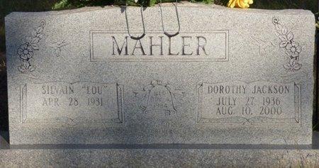 "MAHLER, SILVAIN ""LOU"" - Prentiss County, Mississippi | SILVAIN ""LOU"" MAHLER - Mississippi Gravestone Photos"