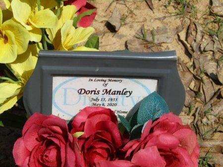 MANLEY, DORIS - Prentiss County, Mississippi   DORIS MANLEY - Mississippi Gravestone Photos