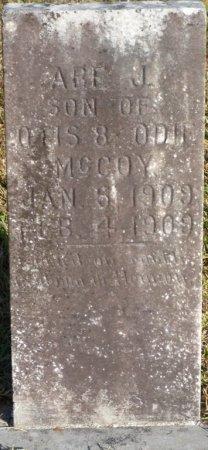 "MCCOY, ABRAM JOECEPHUS ""ABE"" - Prentiss County, Mississippi | ABRAM JOECEPHUS ""ABE"" MCCOY - Mississippi Gravestone Photos"