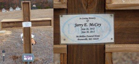 MCCOY, JERRY E - Prentiss County, Mississippi | JERRY E MCCOY - Mississippi Gravestone Photos