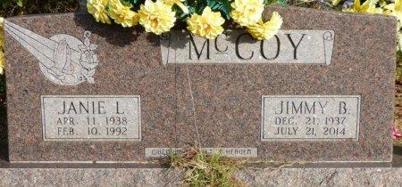MCCOY, JANIE LOU - Prentiss County, Mississippi | JANIE LOU MCCOY - Mississippi Gravestone Photos