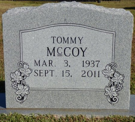 MCCOY, WILLIAM TOMMY - Prentiss County, Mississippi | WILLIAM TOMMY MCCOY - Mississippi Gravestone Photos