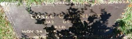 MCNUTT (VETERAN WWII), EDSEL CLESTON - Prentiss County, Mississippi | EDSEL CLESTON MCNUTT (VETERAN WWII) - Mississippi Gravestone Photos