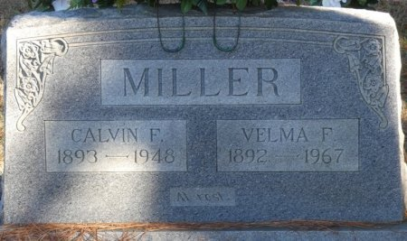 FREDERICK MILLER, VELMA - Prentiss County, Mississippi | VELMA FREDERICK MILLER - Mississippi Gravestone Photos