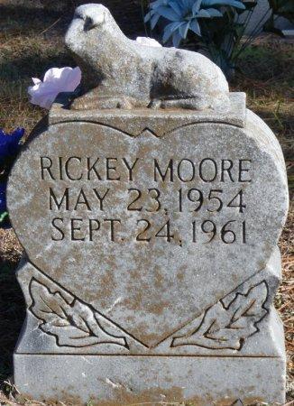 MOORE, RICKEY - Prentiss County, Mississippi | RICKEY MOORE - Mississippi Gravestone Photos