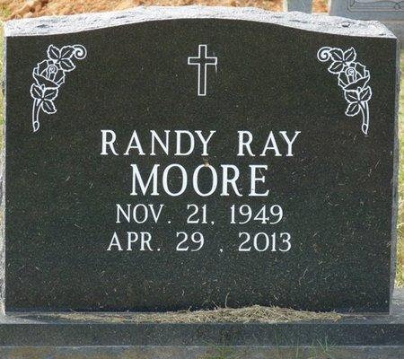 MOORE, RANDY RAY - Prentiss County, Mississippi   RANDY RAY MOORE - Mississippi Gravestone Photos