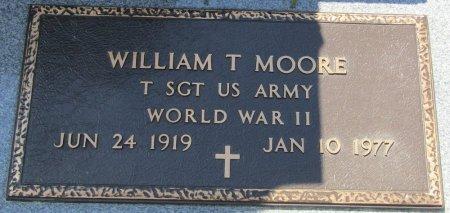 MOORE (VETERAN WWII), WILLIAM THOMAS (NEW) - Prentiss County, Mississippi | WILLIAM THOMAS (NEW) MOORE (VETERAN WWII) - Mississippi Gravestone Photos