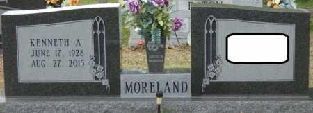 MORELAND, KENNETH - Prentiss County, Mississippi | KENNETH MORELAND - Mississippi Gravestone Photos